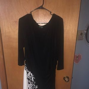 Size 18W Ralph Lauren dress